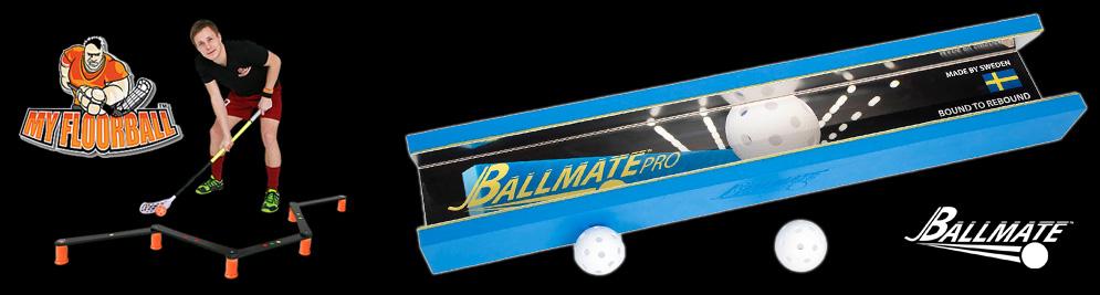 Ballmate & MyFloorball