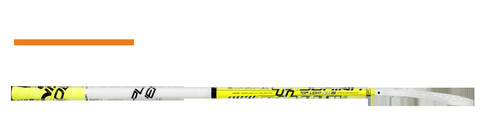 unihoc Player+ 26 Top Light II Floorball Schläger
