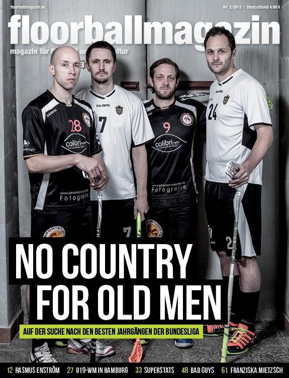 Floorballmagazin Ausgabe 4 - Mai 2013