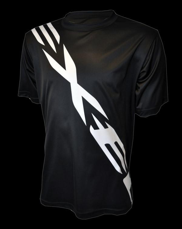 Exel Giant Logo Training Shirt black-white