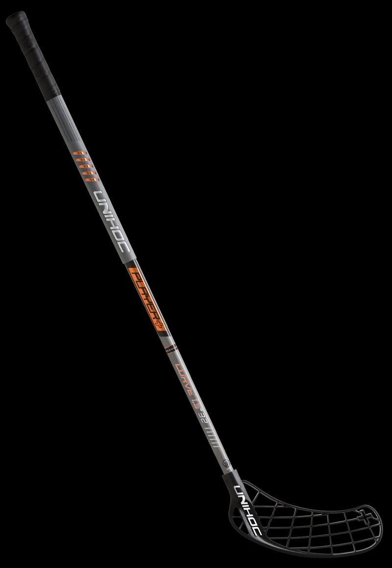 unihoc Player+ Curve 1.5 Unihockeyschläger