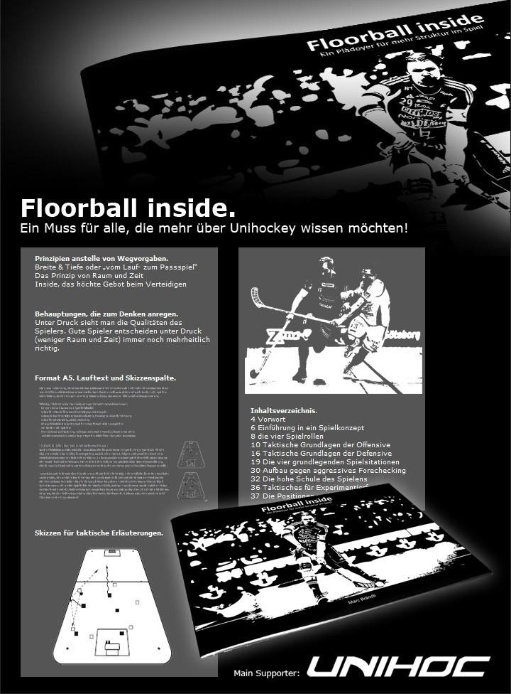 Floorball Inside - Für mehr Struktur im Spiel