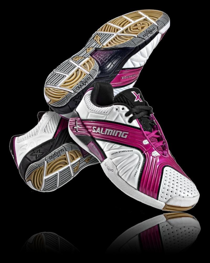 Salming X-Factor 2 Floorball Schuh & Handballschuh