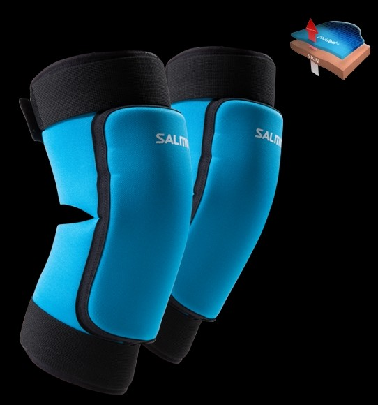 Salming Protec Goalie Kneepads - Floorball Shop