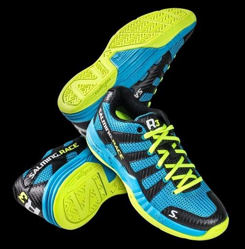 Salming Race R3 Junior Floorball Schuhe