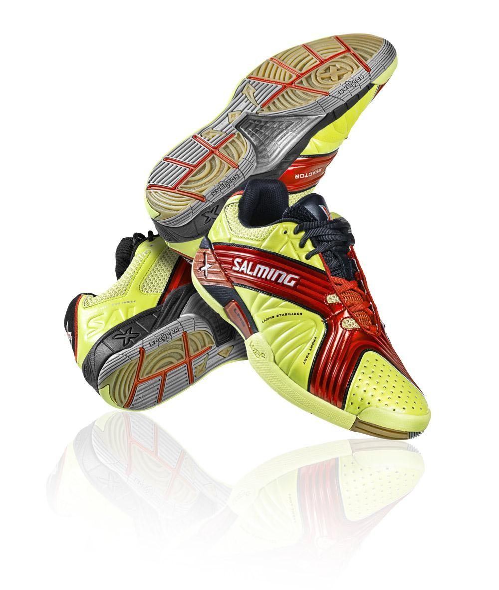 Salming X-Factor - der innovative Floorball Schuh