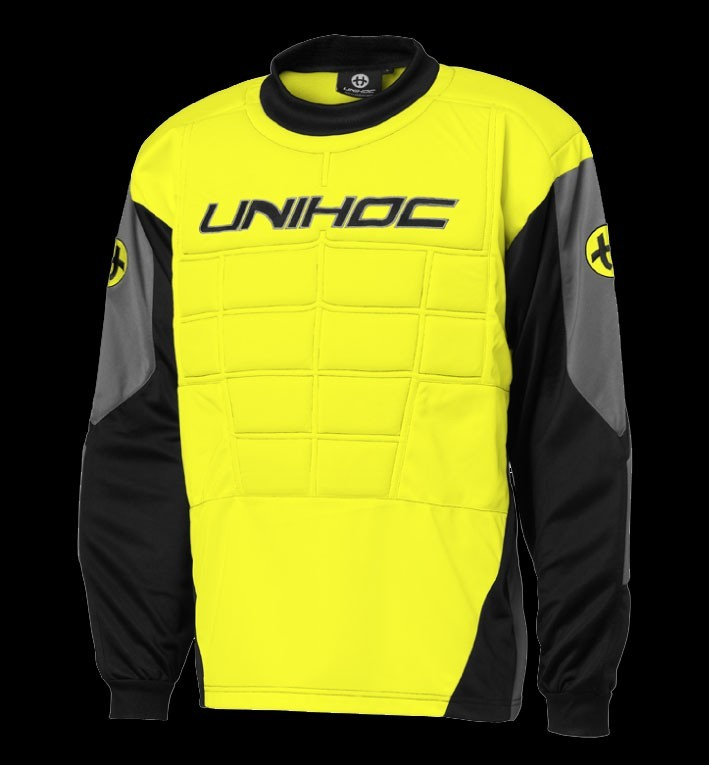 unihoc Goaliepullover Blocker - floorballshop.com