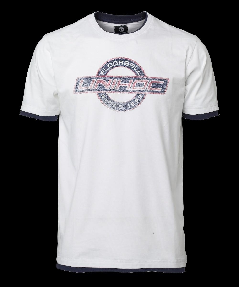 unihoc T-Shirt Bleach - Floorball Shirt