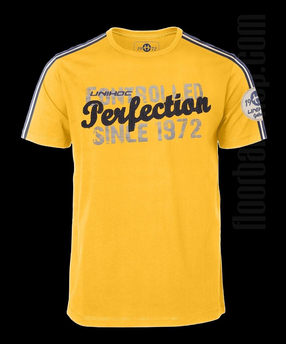 unihoc T-Shirt Control - Floorball T-Shirt