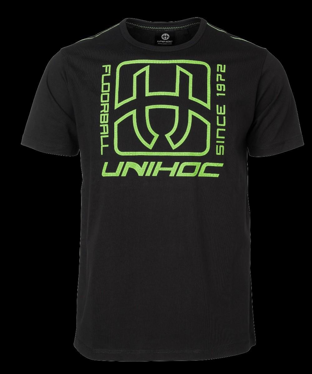 unihoc T-Shirt Toxic - Floorball T-Shirt