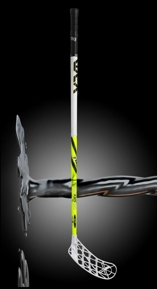 X3M Shooter Twist - Floorball-Schläger