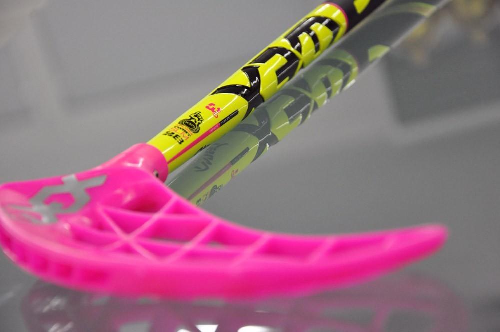 X3M XPlode Slim Twist 28 - Floorballschläger