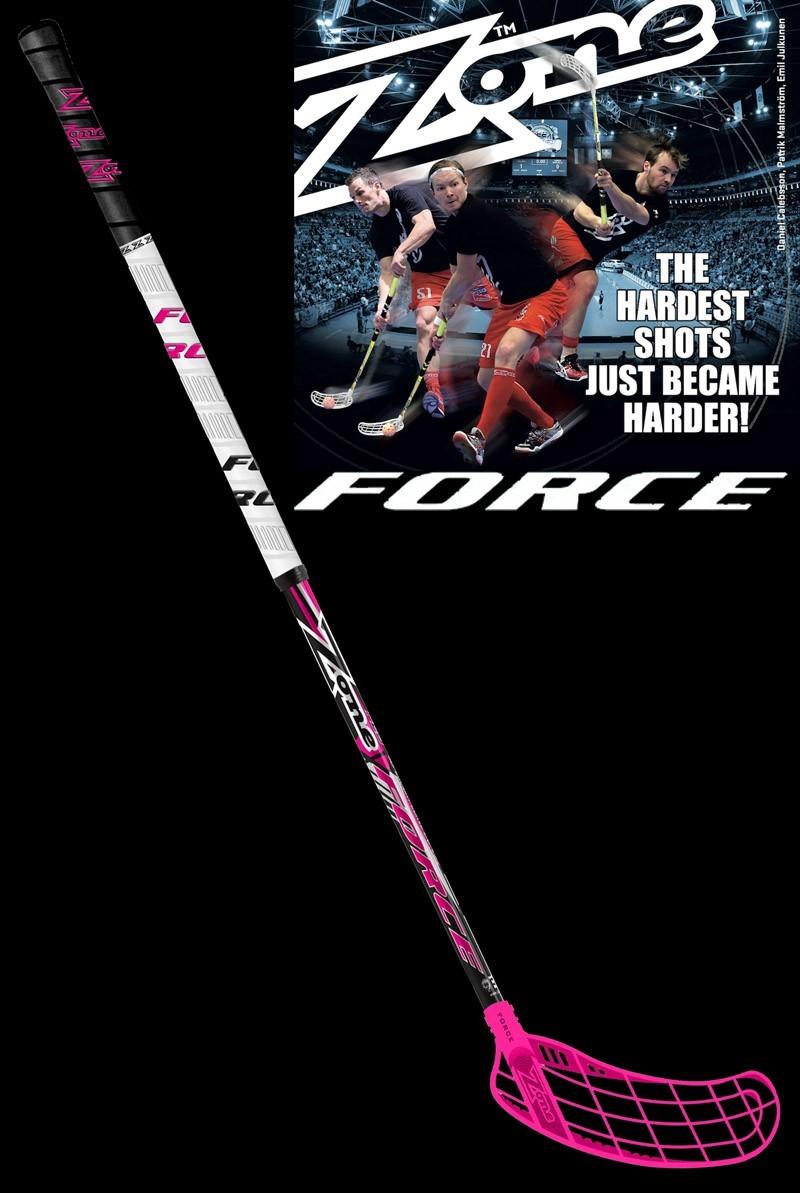 Zone Force Superlight Curve 2.0 29 - Floorball Schläger