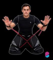 Blindsave Goalie Power Trainer