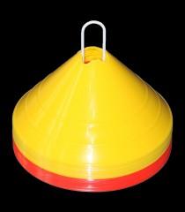 floorballshop.com Markierungshütchen - 20er Set