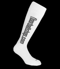 floorballshop.com Player Socks Weiß