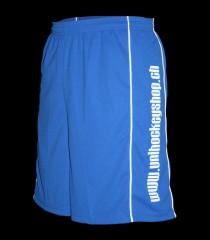 floorballshop.com Shorts Classic Royal/Weiß