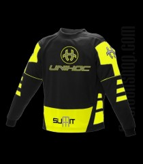 unihoc Goalietop Summit Neon Gelb