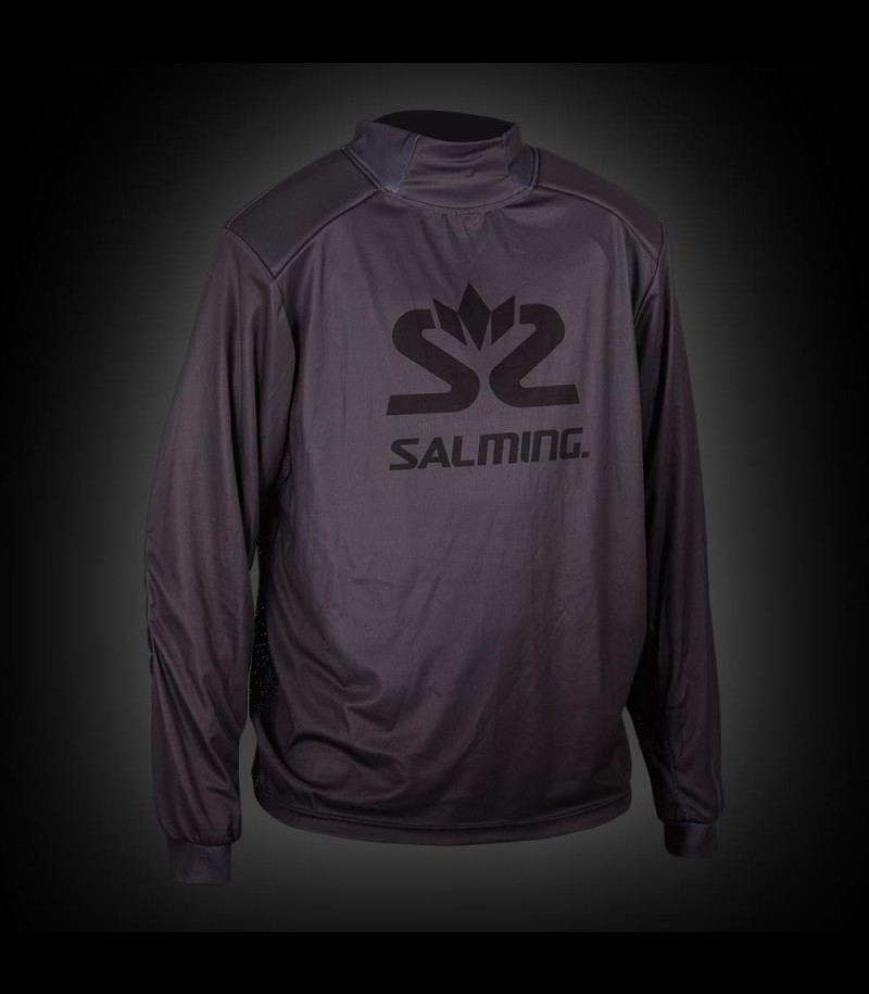 Salming Goalie Jersey Legend dark grey/black