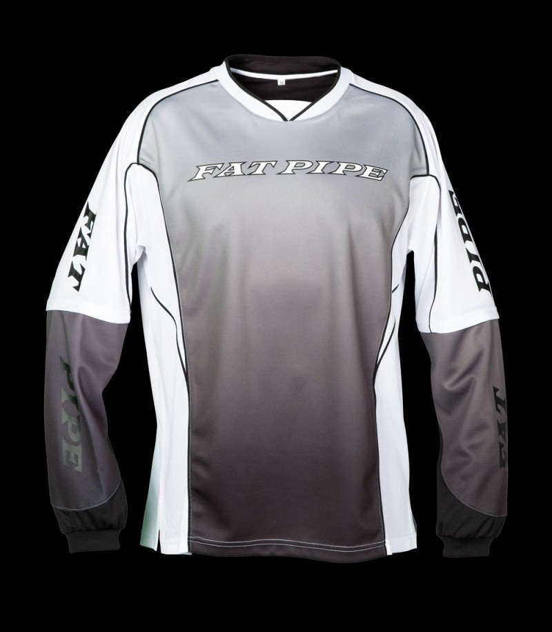 Fatpipe Goalieshirt grau