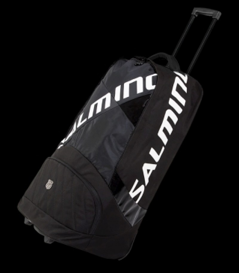 Salming Pro Tour Trolley Black
