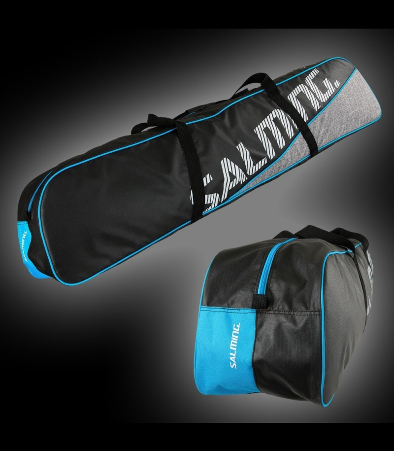 Salming Toolbag Pro Tour Black/Grey Melange