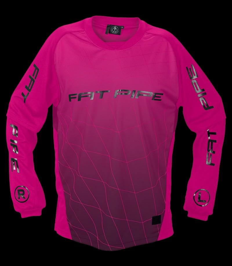 Fatpipe Goalkeeper Shirt Pink