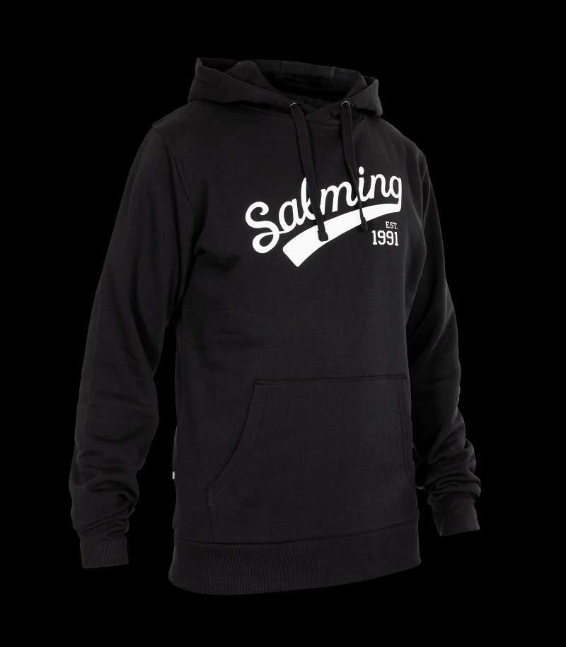 Salming Logo Hood Black