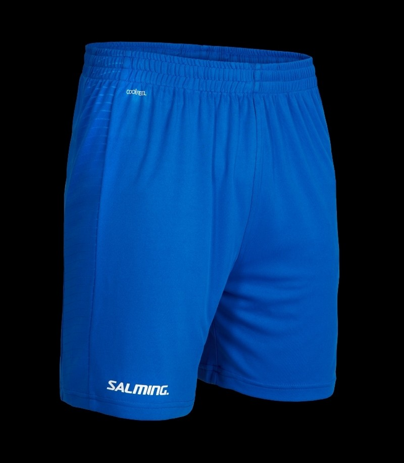 Salming Granite Game Shorts Blau