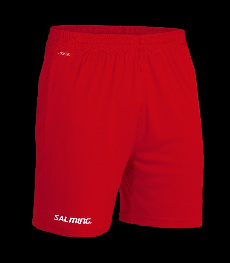 Salming Granite Game Shorts Rot