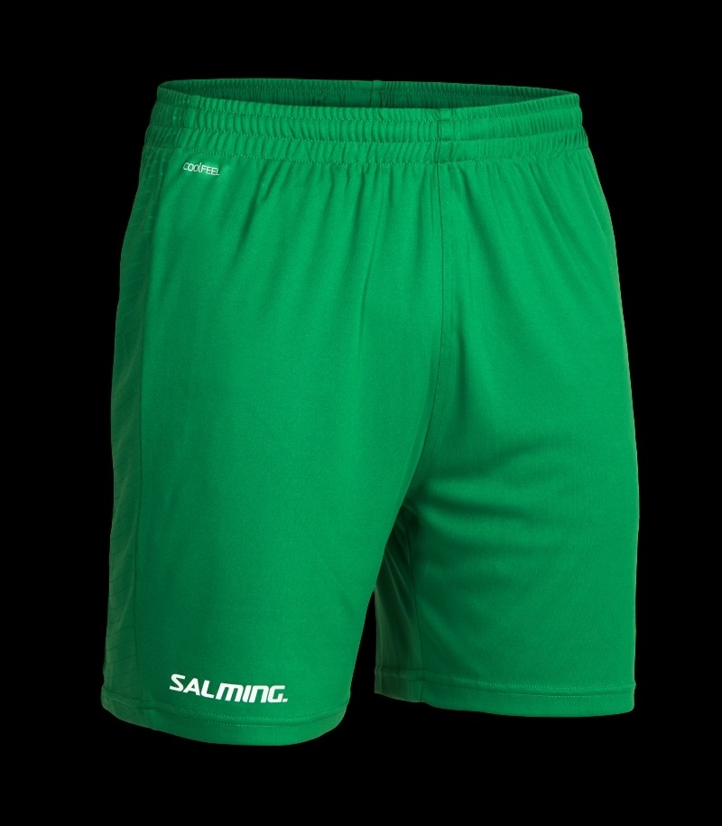 Salming Granite Game Shorts Grün