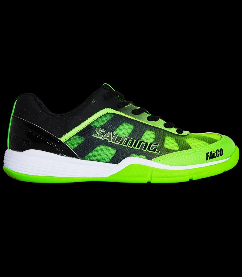 Salming Falco Junior Green/Black