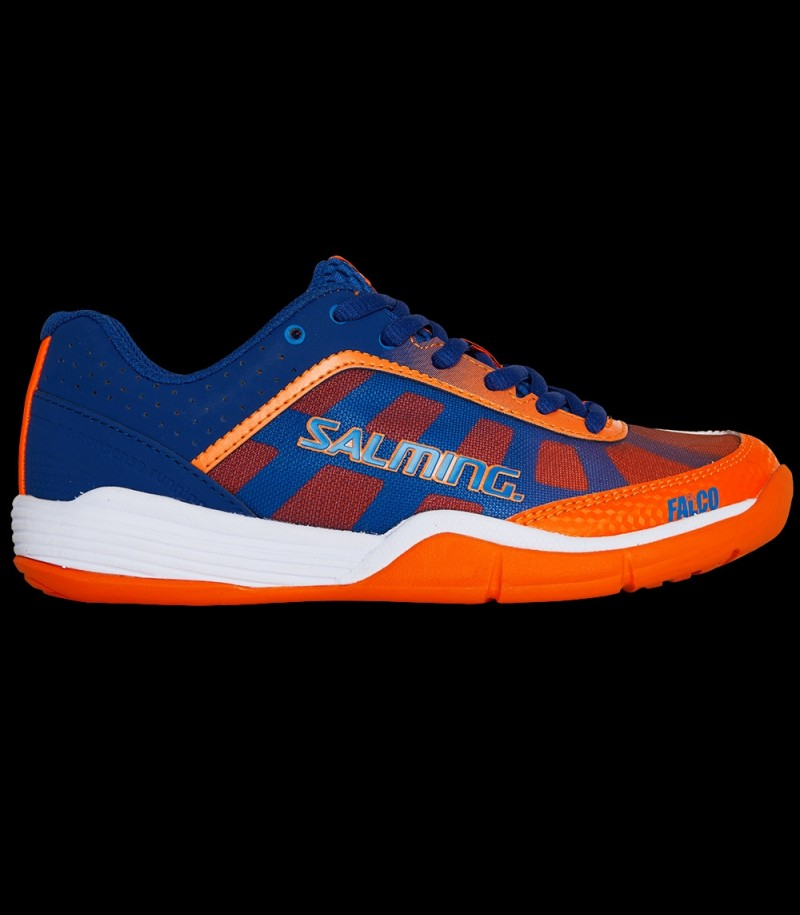 Salming Falco Kid Blue/Orange