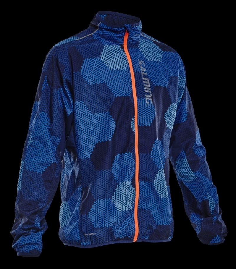 Salming Run Ultralite Jacket Men 2.0 blue
