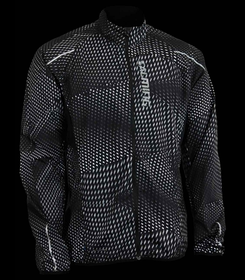 Salming Run Ultralite Jacket Herren 3.0 Schwarz