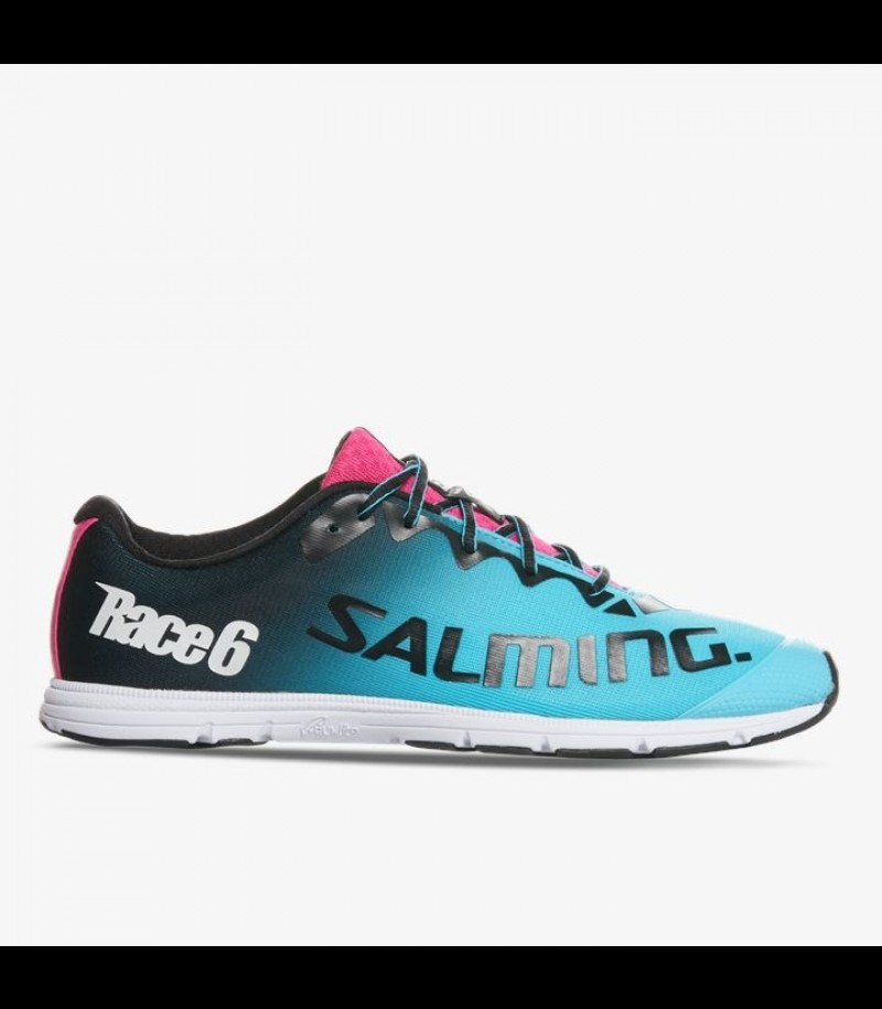 Salming Race 6 Shoe Women Blau
