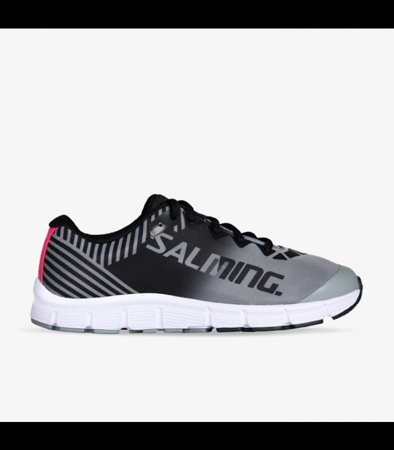 Salming Miles Lite Shoe Women Grau/Schwarz