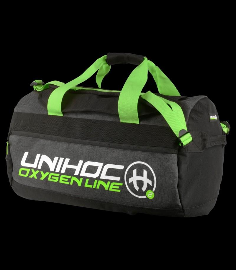 unihoc Gearbag Oxygen Line Medium Schwarz