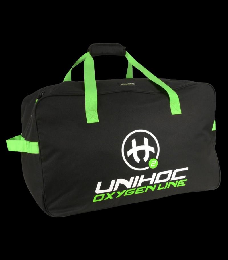 unihoc Kitbag Oxygen Line Schwarz