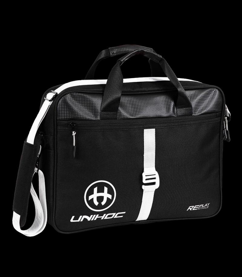 unihoc Computerbag REPLAY Schwarz/Silber