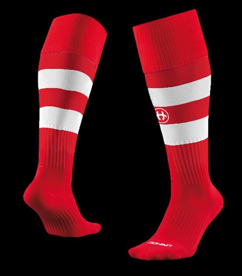 unihoc Socken Control Rot