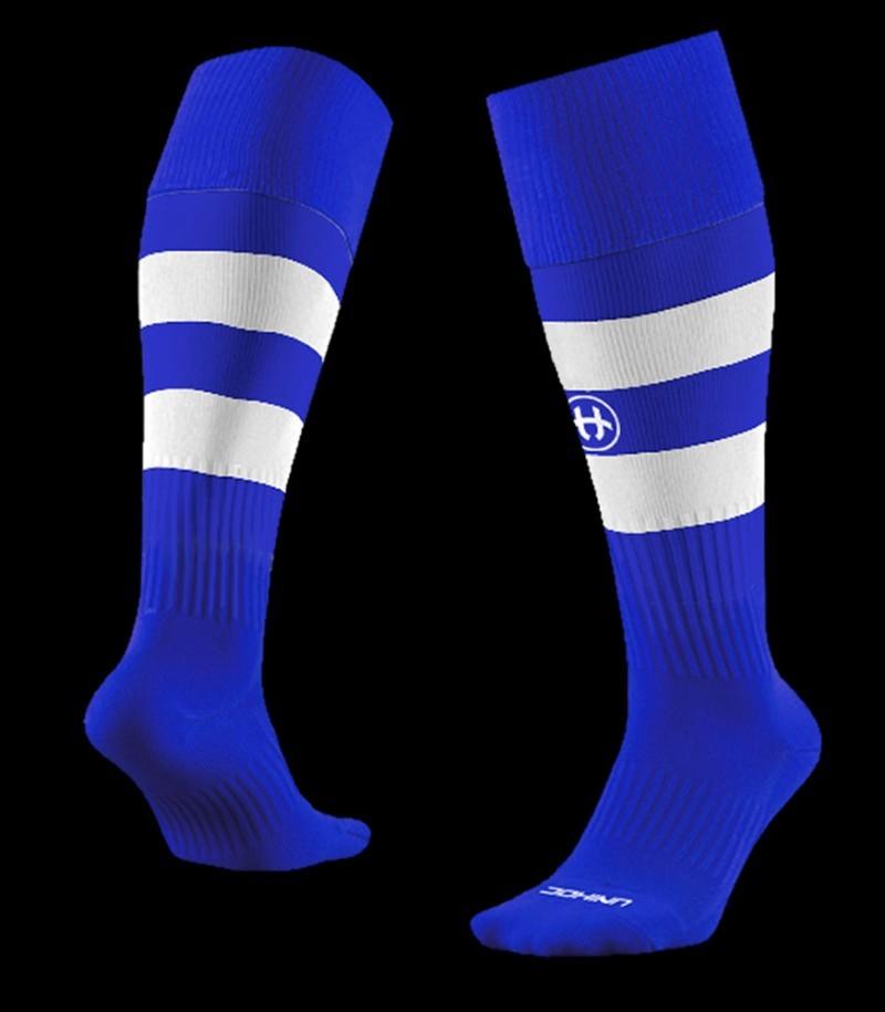 unihoc Socken Control Blau