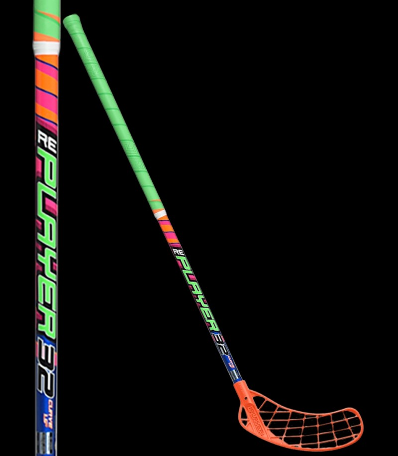 unihoc RePlayer Curve 1.5° 32 Junior
