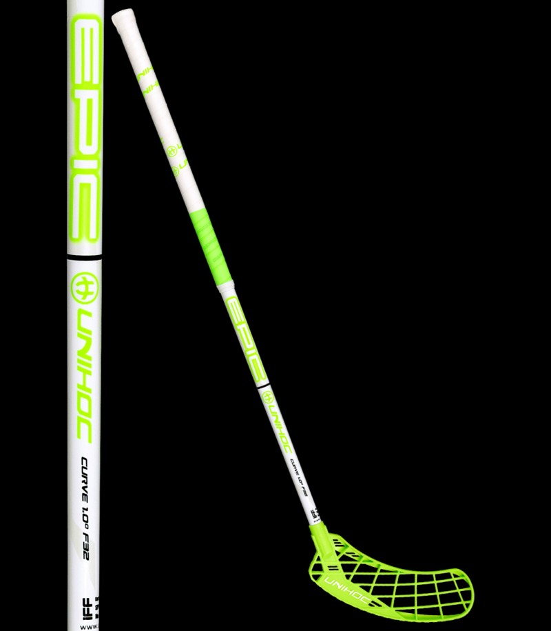 unihoc Epic Curve 1.0° 32 Junior