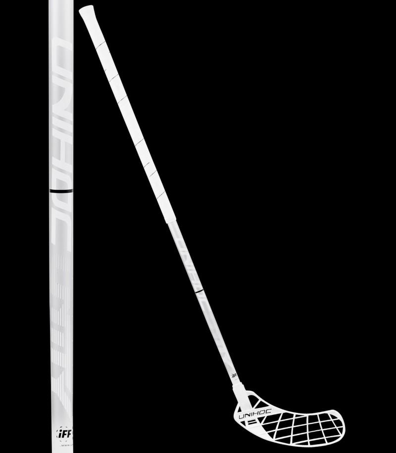 unihoc UNITY Curve 3.0° STL 26 weiß/silber