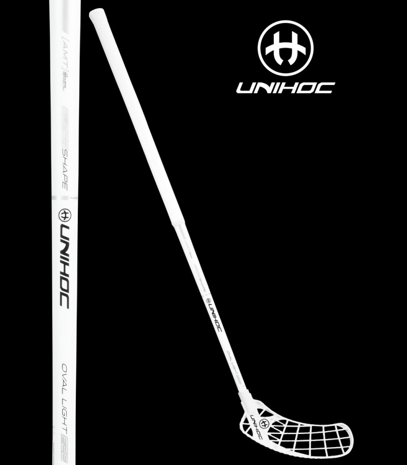 unihoc ICONIC Supershape Oval Light 26 white