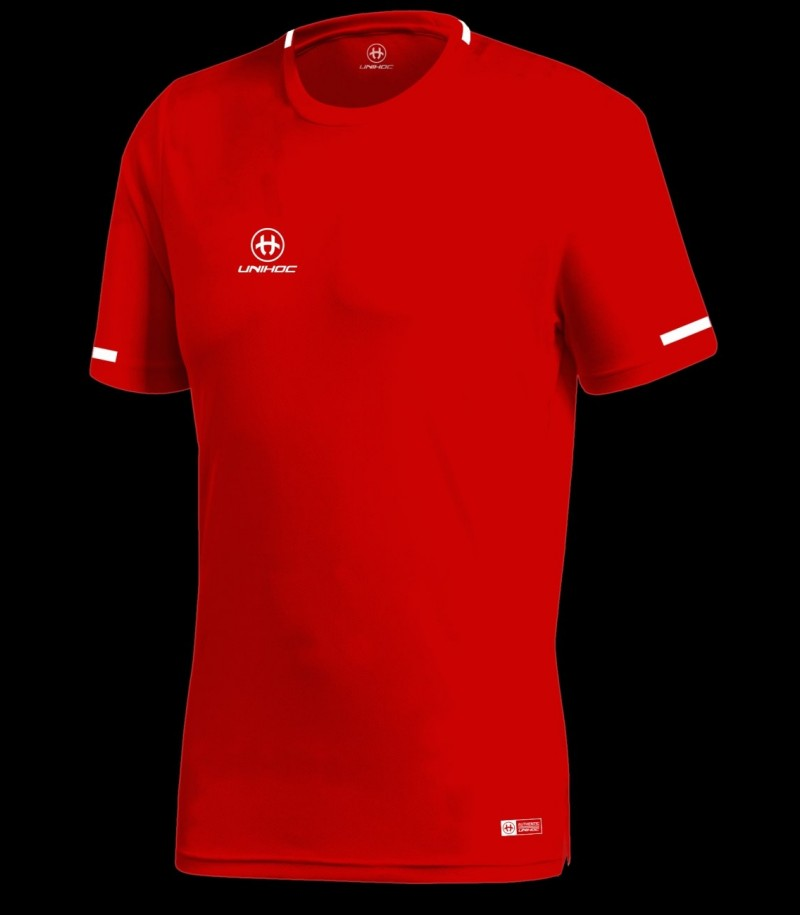 Unihoc T-Shirt Tampa Rot
