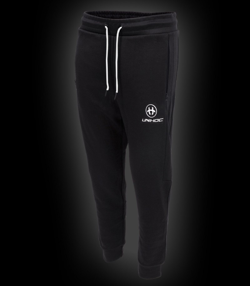 unihoc Sweatpants Technic Schwarz
