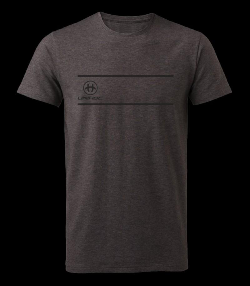 unihoc T-Shirt Allstar dunkelgrau