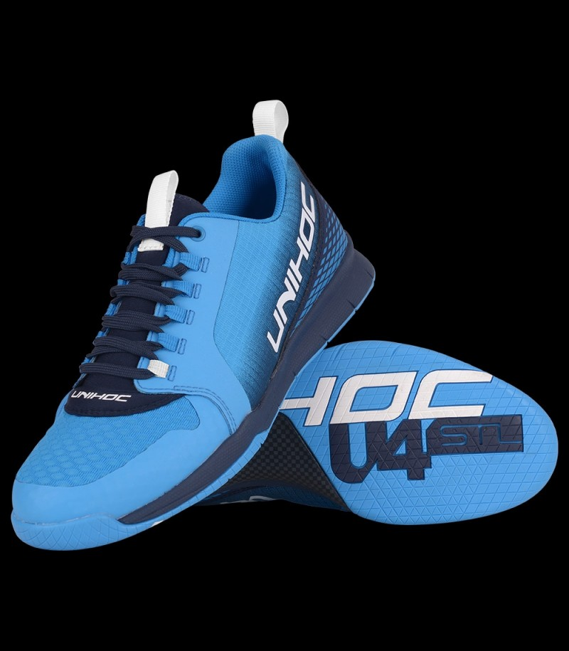unihoc U4 Plus LowCut Men Blau